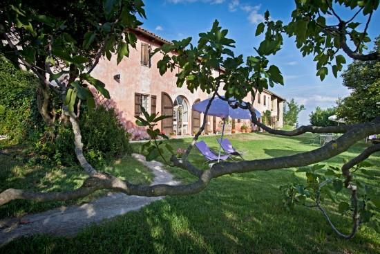 Cascina rosa b&b, bed and breakfast in Monferrato