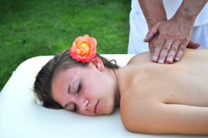 Massaggio decontratturante e massaggio thailandese a Cascina rosa b&b