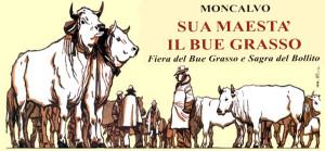 Fiera del Bue Grasso a Moncalvo e Sagra del Bollito