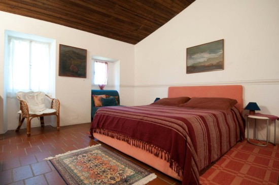 Rose rosa room - Cascina rosa b&b, bed and breakfast in Monferrato