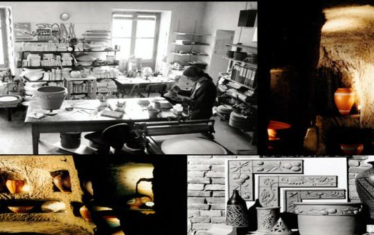 Cascina rosa b&b - Visite guidate e stages di ceramica a Ottiglio