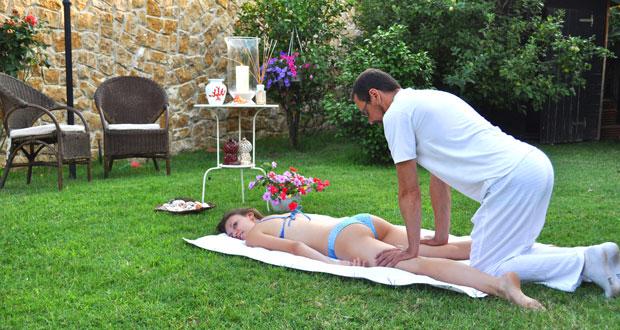 Massaggio thailandese a Cascina rosa b&b