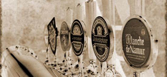Birre alla spina a rotazione - Osteria della Luna - Vignale Monferrato