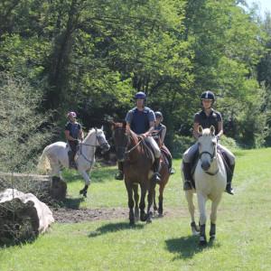 Passeggiata a cavallo in Monferrato - Cascina rosa b&b